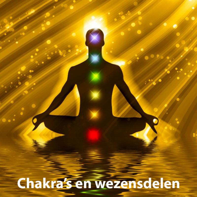 Chakra's en wezensdelen